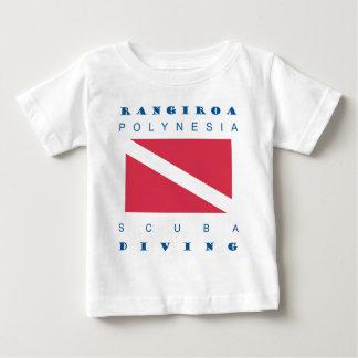Rangiroa Polinesia Camisetas