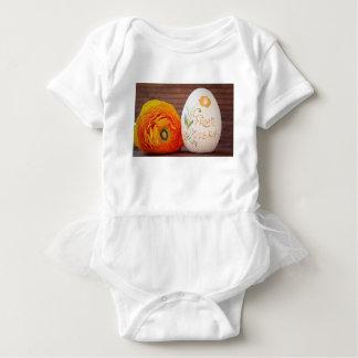 Ranúnculo Body Para Bebé