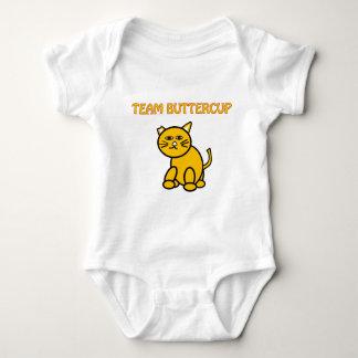 Ranúnculo del equipo body para bebé