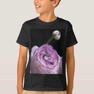 Ranúnculo persa blanco del asiaticus del ranúnculo camiseta