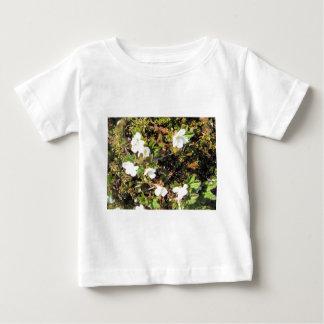Ranúnculos de Alaska en Kotz Camiseta De Bebé