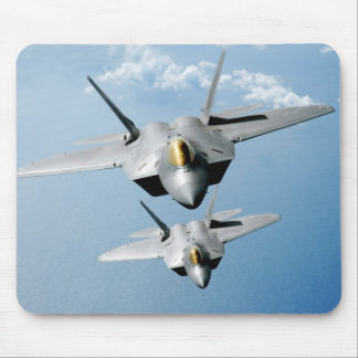 Rapaces F-22 Alfombrilla De Ratón