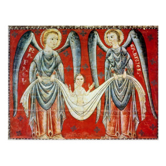 Raphael de St Gabriel y del St., c.1200 Postal