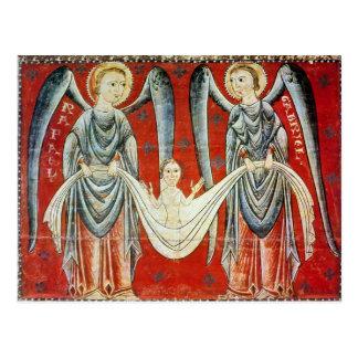 Raphael de St Gabriel y del St c 1200 Postal
