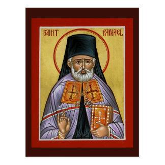Raphael del St. de la tarjeta del rezo de Brooklyn