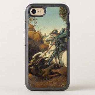 Raphael San Jorge y dragón Funda OtterBox Symmetry Para iPhone 8/7