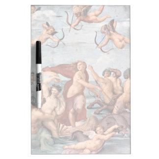 Raphael - Triumph de Galatea 1512 Pizarra Blanca