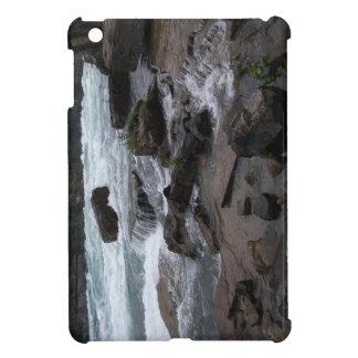 Rapids rocosos en caso del iPad de Niagara Falls