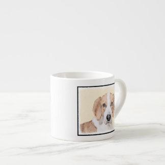 Raposero americano taza de espresso