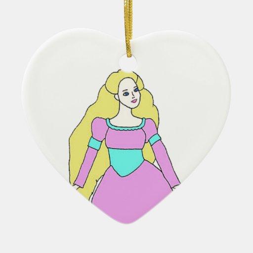 Rapunzel Adorno De Reyes