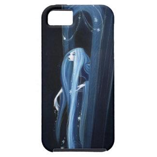Rapunzel en el caso de Iphone de la noche Funda Para iPhone SE/5/5s