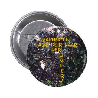 Rapunzel Märchenbutton