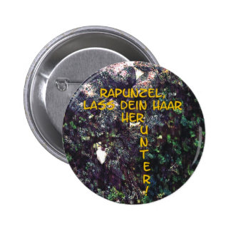 Rapunzel Märchenbutton Pins