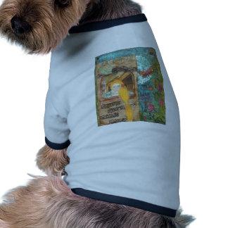 Rapunzel, soñando camisetas mascota