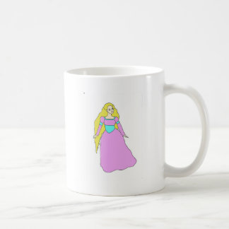 Rapunzel Taza Clásica