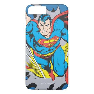 Rasgones del superhombre a través funda para iPhone 8 plus/7 plus
