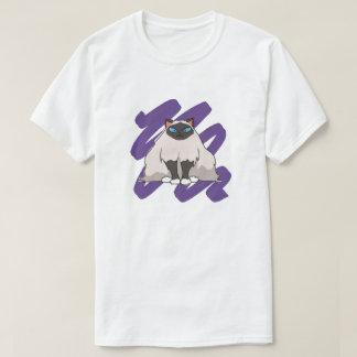 Rasguño de gato de Birman Camiseta