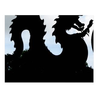 Rasguño del dragón postal