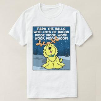 Raspe los pasillos camiseta
