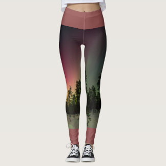 Rasta Borealis Leggings