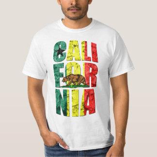 Rasta California Camiseta