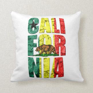 Rasta California Cojín Decorativo