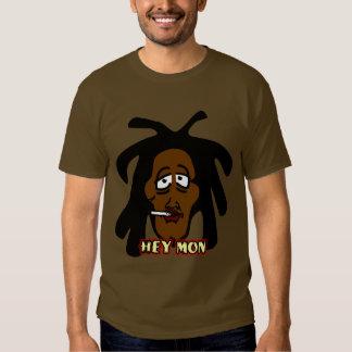 Rasta lunes T Camisas