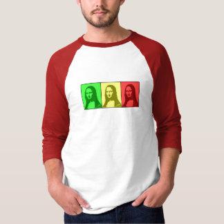 Rasta Mona Camiseta