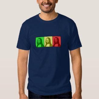 Rasta Mona Camisetas