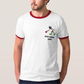 rasta, RTS BOCCE, 2007 Camiseta