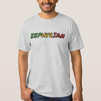 Rasta Zephyrian Camiseta