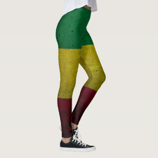 Rastafara Power - Rasta yoga reggae ginebra de Leggings