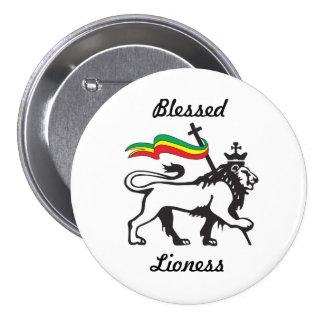 Rastafari bendijo el botón de la leona para las