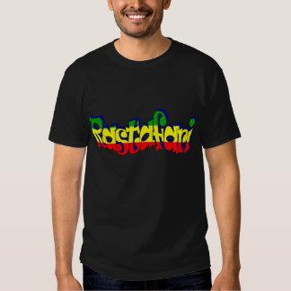 rastafari camisas