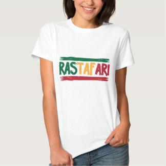Rastafari Camisetas
