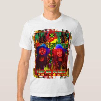 Rastafari… guarda en Pushin Camisetas
