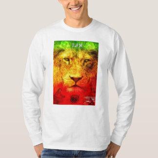 Rastaman Rastafari Camisetas