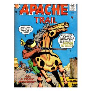 Rastro #1 de Apache Postal
