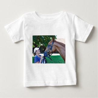 Rastro 2yr-old de Asticou Camiseta De Bebé