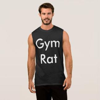 Rata del gimnasio camiseta sin mangas