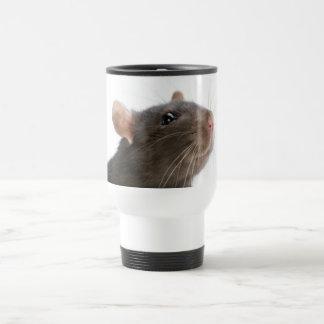 ¡Ratas!!! Taza De Viaje