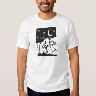 Ratón de Huggy Camiseta