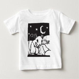 Ratón de Huggy Camiseta De Bebé