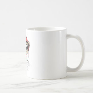 Ratón de la motocicleta, diseño del vintage del taza de café