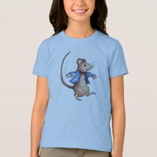 Ratón del baile, después de Beatrix Potter: Lápiz Camiseta