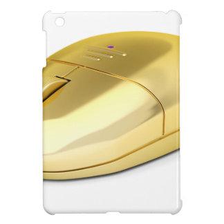 Ratón inalámbrico de oro