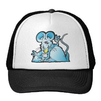 Ratón maravilloso gorras de camionero