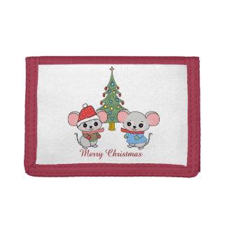 ratones de la Navidad