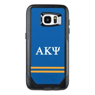 Raya alfa del deporte de Kappa PSI el   Funda OtterBox Para Samsung Galaxy S7 Edge