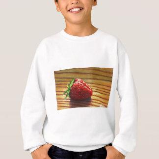 Raya de la fresa sudadera